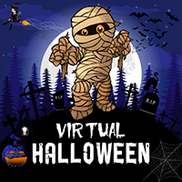 Virtual Photo Booth for Halloween